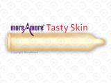 More Taste - Tasty Skin vorm condoom