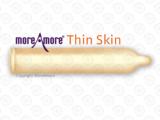 MoreAmore More Sensation Thin Skin vorm condoom