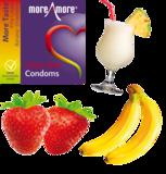 Tasty Skin 3 Kondome - More Taste_