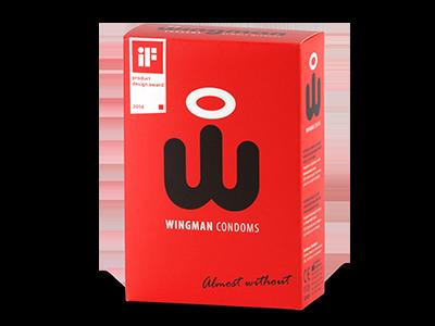 Wingman condooms 8 stuks